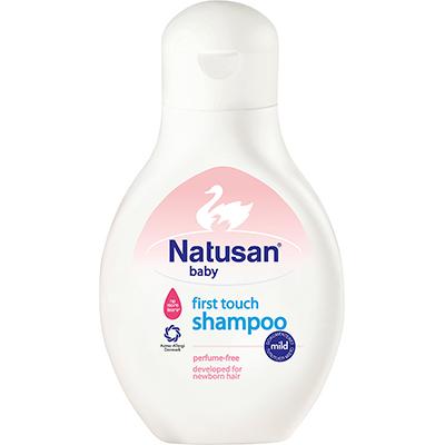 First Touch Shampoo vauvan kylvetykseen