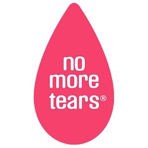 NO MORE TEARS® -merkintä tarkoittaa, että tuote on yhtä mieto silmille kuin puhdas vesi. Tuote on läpäissyt kattavat tutkimukset sen vaikutuksista silmille.