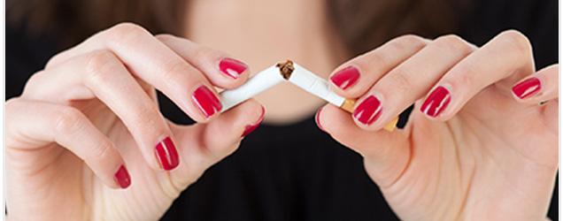 Stump røyken
